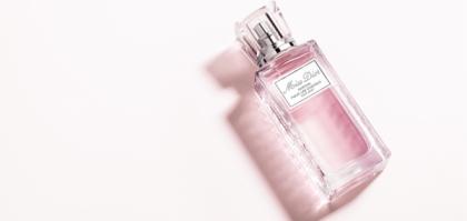 新品速報 - Miss Dior 髮絲專屬浪漫香薰
