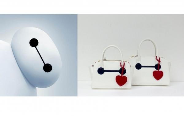 Disney Collection Baymax limited edition handbag $2170 ( small ), $2550 ( big )