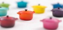 LE CREUSET 90週年經典Rainbow Colour<br>延續廚房時尚 共享幻彩一刻