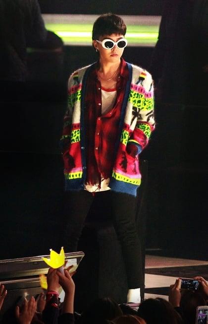 韓流檢閱!<br>BIG BANG在MelOn Music Awards的叛逆造型