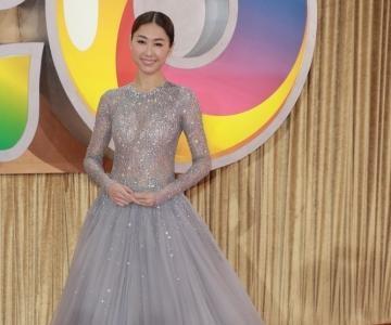 TVB頒獎典禮哪位女星最搶鏡?