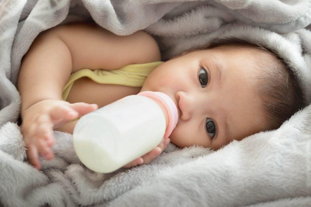 轉奶粉會影響BB健康嗎?