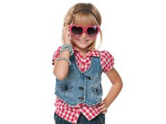 平價兒童時尚服飾
