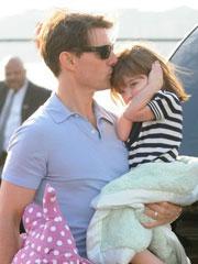 Tom Cruise 女兒的街頭造型