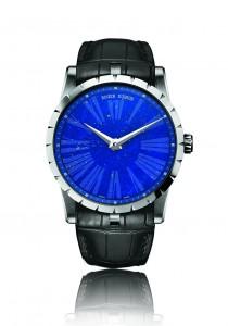 Roger Dubuis_EX0349_Automatic White gold-Lapis Lazuli Dial