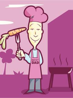 父親節美食團