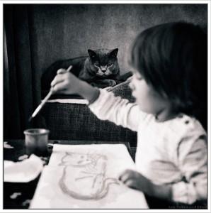 girlwithcat