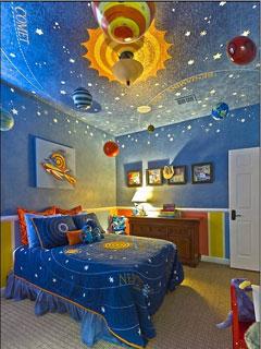 7個房間設計激發小孩創意