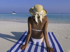 夏日總要有一頂沙灘帽