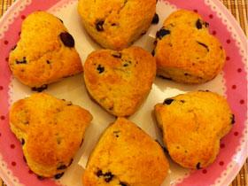 滋味茶點小紅莓scone