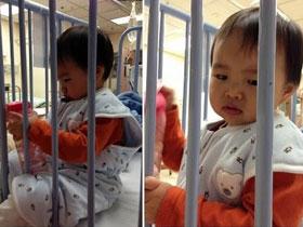 小寶寶入醫院