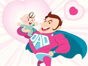 父愛能決定孩子的聰明度