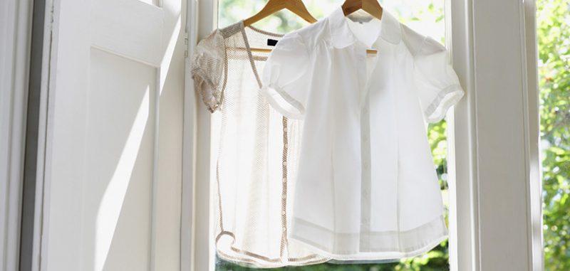 住家DIY:將變黃衣服回復潔白
