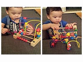 16個月在玩甚麼玩具