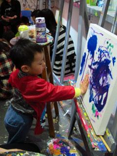 免費參加小朋友創意Art Jamming