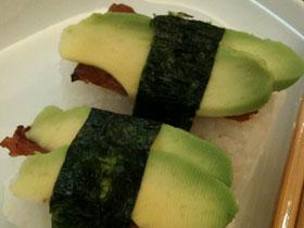 自家製壽司