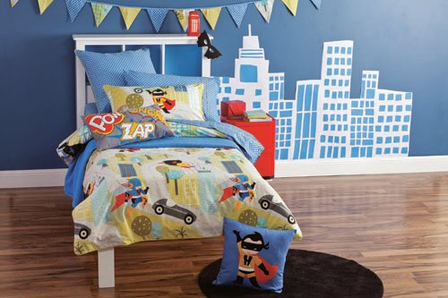 I Am Super Quilt cover set