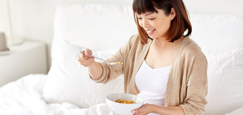 陪月教路:孕媽媽飲食攻略