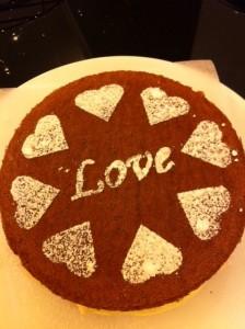 Cocoa-cake