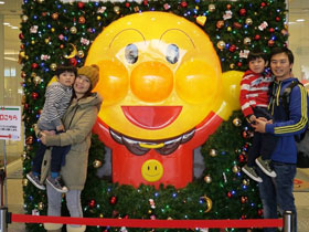 大阪行:神戶麵包超人館