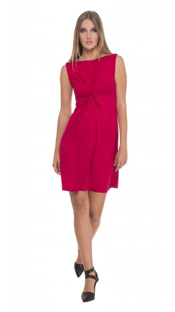 Olian - Lucy front Cinched Dress (1)