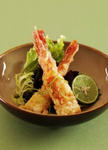 香脆青檸蝦 Crispy Lime Shrimp