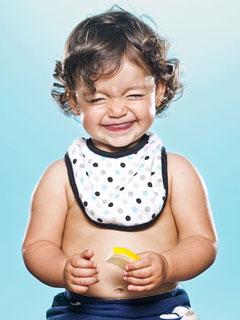第一口吃檸檬滋味