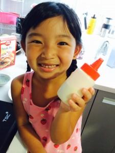 小女兒和她的神秘工具 – 唧唧樽