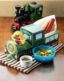 健康兒童餐 食得又玩得