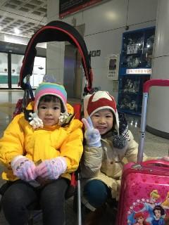 IreneMama 家庭遊 Seoul - Day 1