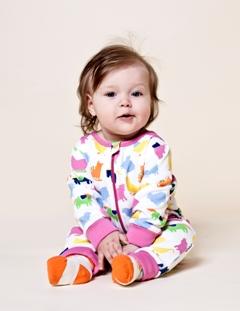 Marimekko穿出小人兒獨特風格