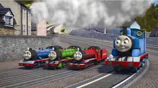 緊張刺激! 和 Thomas 一同尋寶去