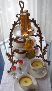 老英格蘭莊園 -香港秋季限量版貴族下午茶