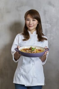 Ametist Purple (Elegant) x Girls Talk by Zoe Tsang - Bon Appetit Cooking Studio主理人兼烹飪導師