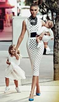 時尚媽咪必備的5件恩物- 咱們比的是韻味!