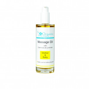 Mother and Baby Massage Oil