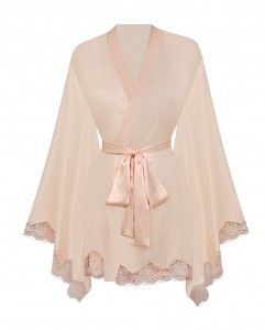 Agent Provocateur_ABBEY Wedding Kimono