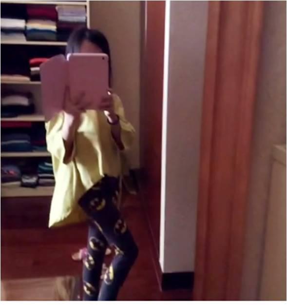 王菲囡囡潮做 blogger: 「關注我一定讓你變女神」