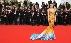 "CANNES, FRANCE - MAY 12: Fan Bing Bing attends the ""Robin Hood"" Premiere at the Palais des Festivals during the 63rd Annual Cannes Film Festival on May 12, 2010 in Cannes, France. (Photo by Pascal Le Segretain/Getty Images)"