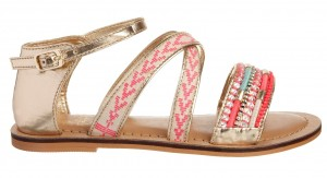 Accessorize Aztec Bar Sandal 983498