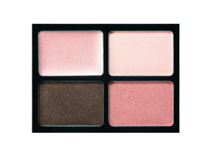 FANCL_Styling Eye Palette(Peach brown)
