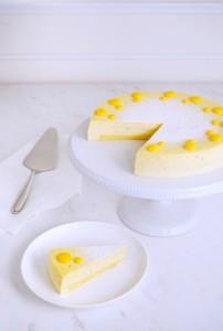 Yuzu Cheesecake 柚子芝士蛋糕 - $68 per slice 02