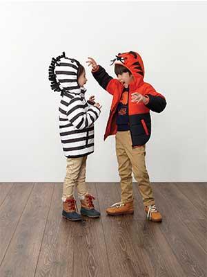 萌樣升級!邊款3D 動物造型外套最「吸睛」?
