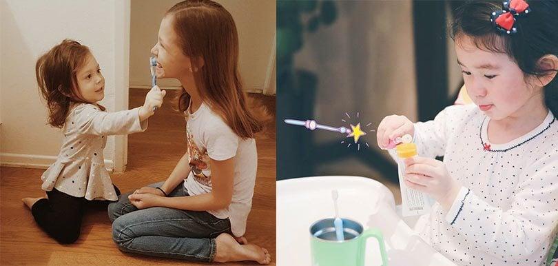 讓孩子愛上刷牙的3大秘訣