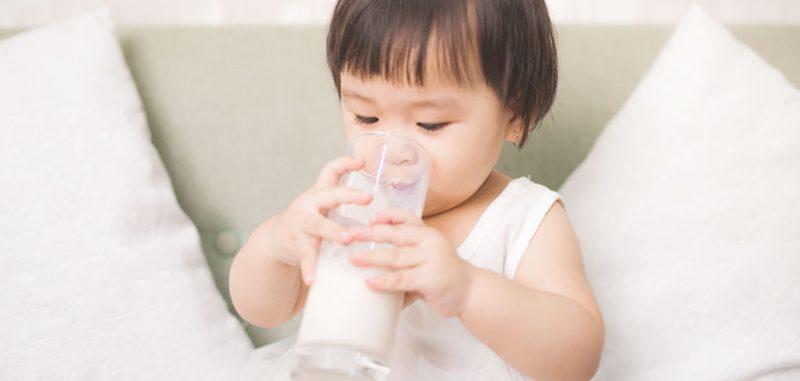 飲奶可增高?