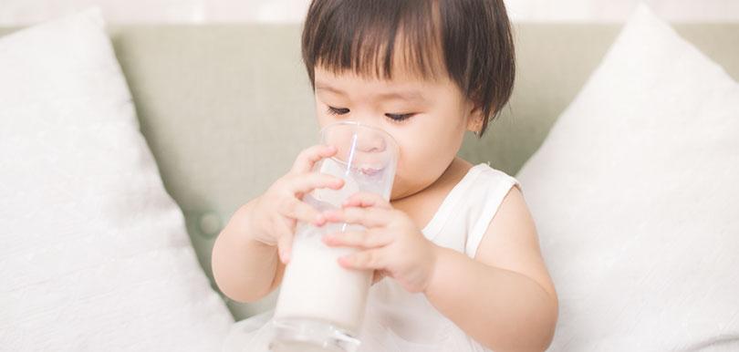 飲奶可增高?敏感要戒奶?兒童飲奶真相破解