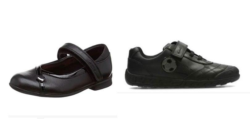 國際大牌返學鞋  起名惹性別歧視爭議