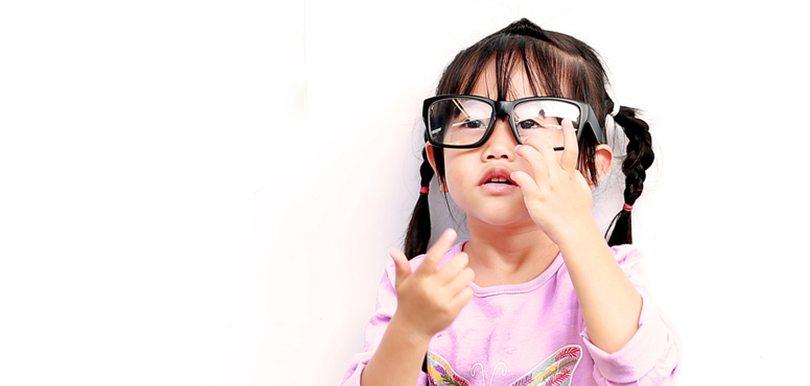 一項本地調查發現,有超過一成幼稚園生有視力問題,呼籲家長關注兒童視力,及早發現問題