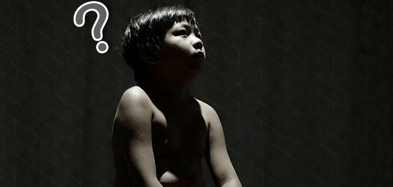 小時候忍讓是美德,但長大後必須懂得保護自己,才可以保護身邊的人……
