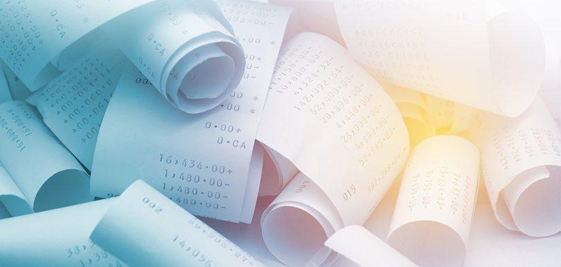 不少奶瓶都會標榜不含BPA,原來這種物質在收據紙上容易找到。